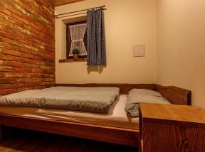 pokoj C s 1 lůžkem